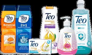Продукция бренда Teo